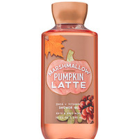 MARSHMALLOW PUMPKIN LATTEShower Gel