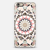 Mountain Rose Mandala iPhone 6 case by Organic Saturation | Casetify