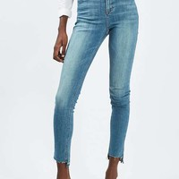 MOTO Authentic Step Hem Jamie Jeans