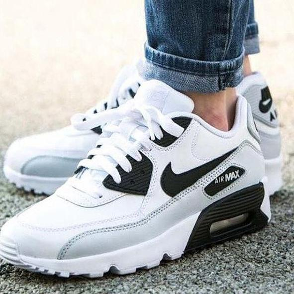 Image of NIKE AIR MAX 90 Fashion Sneakers Sport Shoes