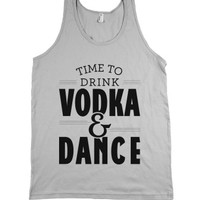 Silver Tank | Funny Party Shirts