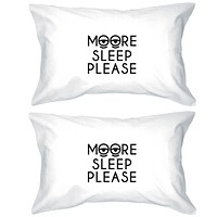 Bold Statement Pillowcases 300T Count Standard Size 20 x 31 – Moore Sleep