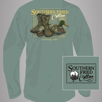 Southern Fried Cotton - Sophisticated Long Sleeve