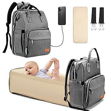 Diaper and Baby Nappy Changing Backpack
