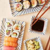 Sushi For Two Serving Set