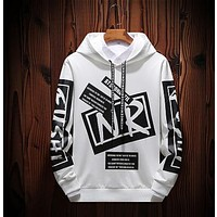 Sweatshirt Men Hooded Streetwear Hoodies Men Hip Hop Black Oversized Hoodie Men Gym Tracksuits Pullover Hoody