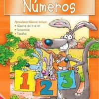 Lets Learn Numbers-Aprendamos Numeros-Spanish Book Case Pack 36