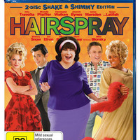 Hairspray (Shake and Shimmy Edition) = Blu-ray Movie on eBay!