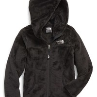 The North Face Girl's 'G Melody' Fleece Hoodie,