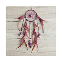 Dreamcatcher, Boho Dreamcatcher, Whimsical Dreamcatcher, Boho Wall Hanging, Bohemian Decor, Gypsy Dreamcatcher, Bohemian Style • DreamCatcherLT's Shop