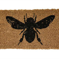 Bee Welcome Mat