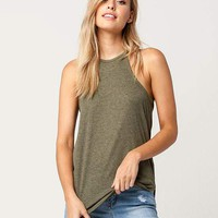 BOZZOLO High Neck Womens Tank | Tops 4 for $25