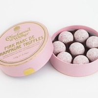 Pink Marc de Champagne Truffles - Chocolate Truffles - Shop Our Collection