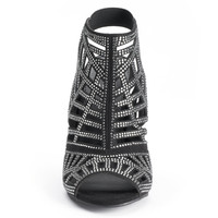 Candie's® Women's Slingback Caged Heels