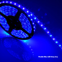 Flexible Blue LED Strip (7 Meters)