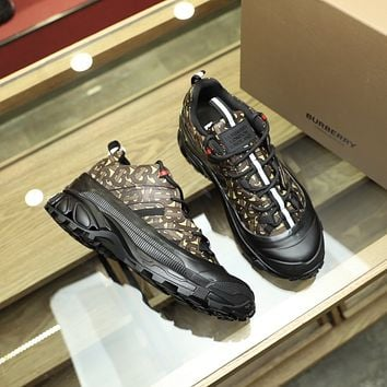 BURBERRY 2021 menNew Fashion Casual Shoes Sneaker Sport Running Shoes09170cx