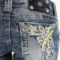 Miss Me Embroidered Skinny Stretch Jean - Women's Jeans | Buckle