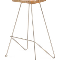 Wood Barstool - Accent Furniture - T.J.Maxx
