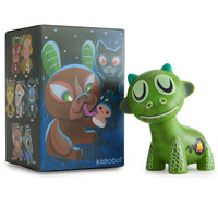 Ferals Mini Series by Amanda Visell x Kidrobot