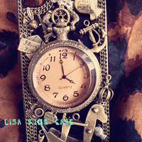 Retro pocket watch  iphone 4 case cover iphone 4s case iphone 5 case