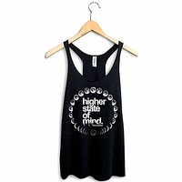 Moon Phases Racerback