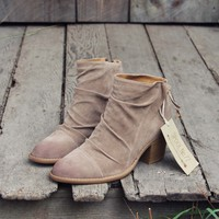 Stormy Suede Boots