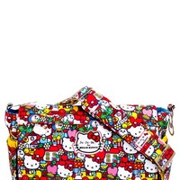 Infant Girl's Ju-Ju-Be for Hello Kitty 'Better Be' Diaper Bag - Red