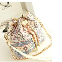 Shoulder Hand Canvas Crossbody Messenger Women Bag Ladies Handbag