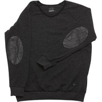 Superette Colabs Oversized Grandpa Patch Sweater