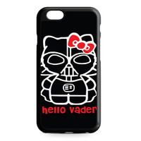 Hello Darth Vader iPhone 6 case