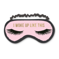 Lashes Woke Up Eyemask