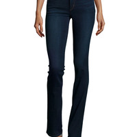 The Vixen Boot-Cut Jeans, Cecily, Size: