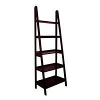 Mintra 5-tier A-frame Ladder Shelf | Overstock.com Shopping - The Best Deals on Media/Bookshelves
