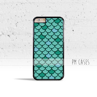 Mermaid Case Cover for Apple iPhone 7 6s 6 SE 5s 5 5c 4s 4 Plus & iPod Touch