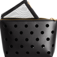Perforated Makeup Bag - from H&M