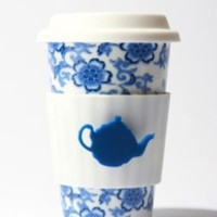 Tea Lovers To Go Cup