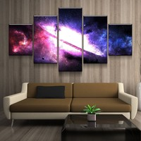 Majestic Nebula Canvas Set