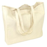 Large Hobbycraft Canvas Tote Bag