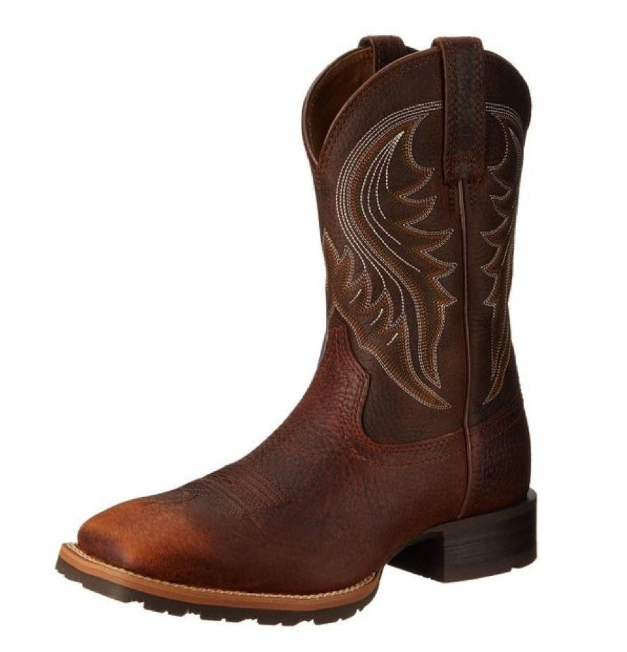 Image of Ariat Hybrid Rancher Rowdy Cowboy Boots