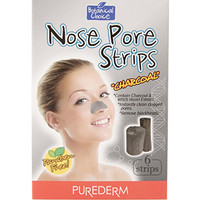 FOREVER 21 Charcoal Nose Pore Strips Grey One