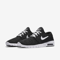 The Nike SB Stefan Janoski Max Unisex Skateboarding Shoe (Men's Sizing).