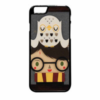 Harry Potter And Hedwig Owlm iPhone 6 Plus Case