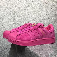 Adidas Superstar Fashion Old Skool Sneakers Sport Shoes