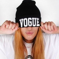 Vogue Beanie by ClearBaby