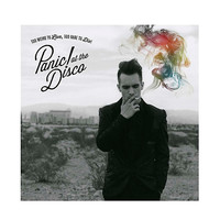 Panic! At The Disco - Too Weird To Live, Too Rare To Die! Vinyl LP Hot Topic Exclusive