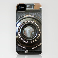 just another vintage camera iPhone Case by Sylvia Cook Photography | Society6