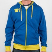 The Bethesda Store -  Vault 101 Hoodie  - Fallout - Brands