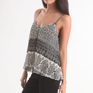 Pleat It Tank