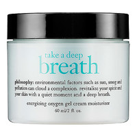 philosophy Take A Deep Breath Oil-Free Energizing Oxygen Gel Cream Moisturizer (2 oz)