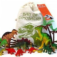 Bag of Dinosaurs